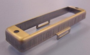 SPCC t=0.7 コネクター部品