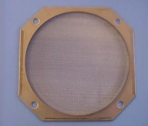 SUS304 2B t=0.8+SUSアミカシメ 半導体製造装置関連部品