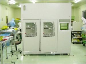 半導体製造装置筐体1