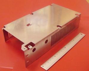 シルバートップ t=1.0 弱電部品シャーシ