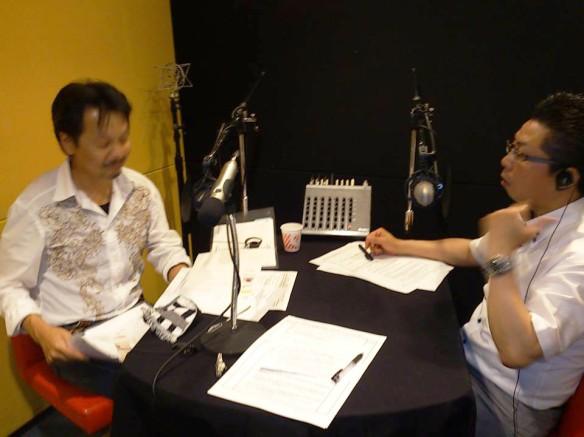 130624インターネットラジオ番組blue-radio.com「やるなぁ!町工場」ゲスト出演