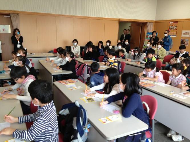 130309学習院女子大学の「春祭り」イベント