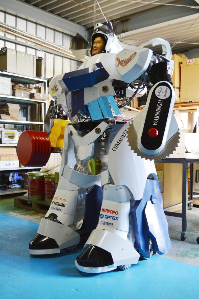 リアルロボットバトル_世界まる見えテレビ特捜部チームロボット