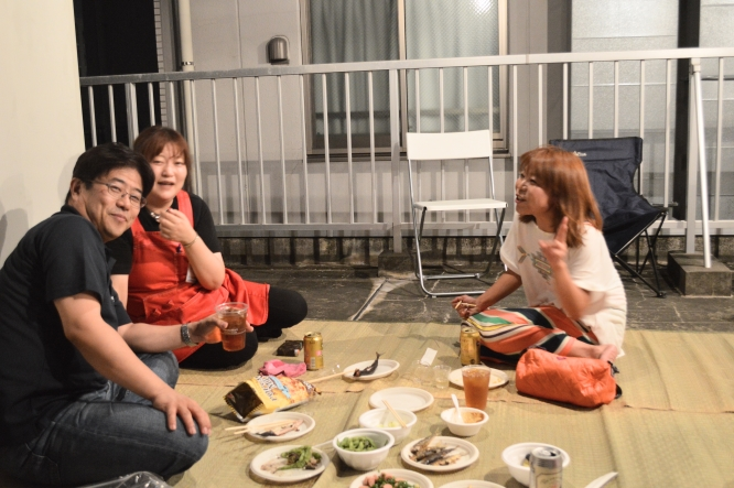 20140726株式会社浜野製作所社内懇親BBQ