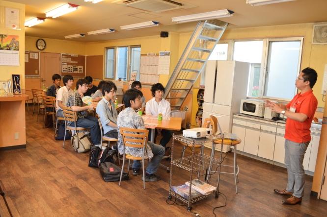 140820東京工業大学・ロボット技術研究会(ロ技研)工場見学 (1)