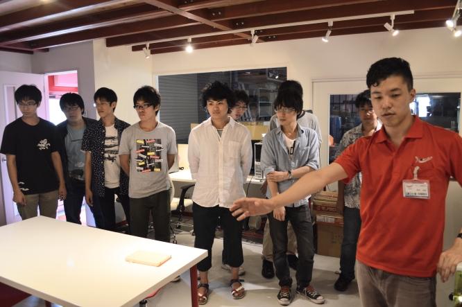 140820東京工業大学・ロボット技術研究会(ロ技研)工場見学 (3)