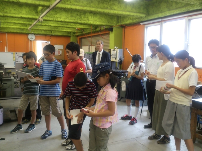 140915公益財団法人 日本進路指導協会主催「これぞ日本の「ものづくり」」 (2)