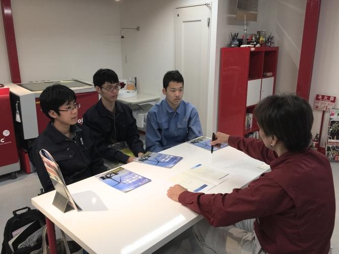 150126国際高校生ロボット大会FRC「Tokyo Technical Samurai」への協賛